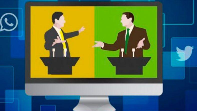 Campanha Política pela Internet 2018