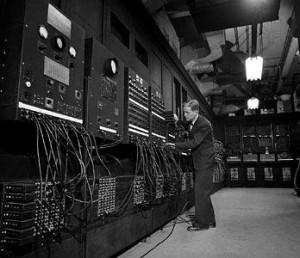 Computador digital gigante