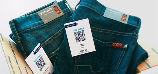QR code para ajudar nas compras