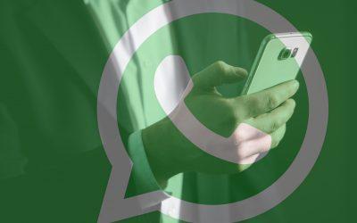 Novidades no Whatsapp